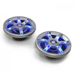 Auna 10 cm-es autóba alkalmas hangszórók az Aunától CS-LED4