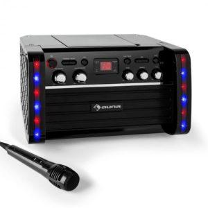Auna Disco Fever karaoke rendszer