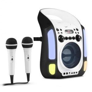 Auna Kara Illumina karaoke rendszer