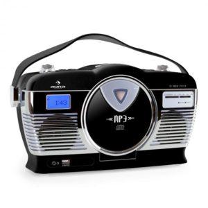 Auna RCD-70 retró rádió