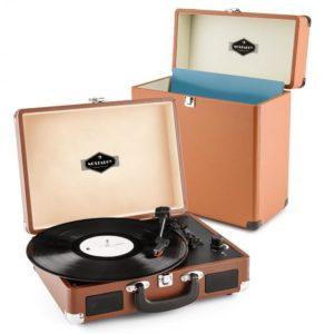 Auna auna Peggy Sue Record Collector szett