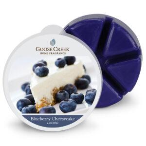 Goose Creek - Áfonyás sajttorta