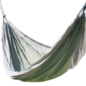 Ringató hálózat  ülés Cattara NYLON 275x137cm zöldesbarna