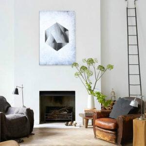 Vászonkép Maelstrom/ Dan Johannson XOBDJ037E1 (modern képek)