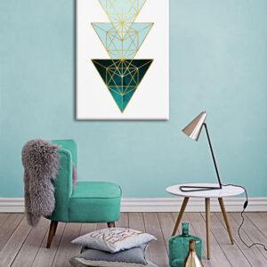 Vászonkép Pure Meditation / Dan Johannson  XOBDJ100E1 (modern)