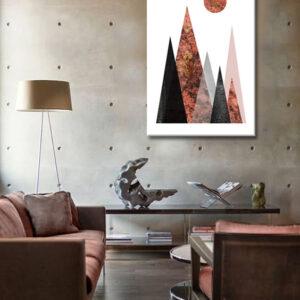 Vászonkép Masked Nude in Oil / Dan Johannson  XOBDJ118E1