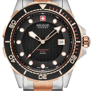 Női karóra Swiss Military Hanowa Neptune Diver 06-5315.12.007 - Meghajtás: Quartz (elem)