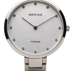 Női karóra Bering Titanium 11334-770 - Vízállóság: 50m (felszíni úszás)