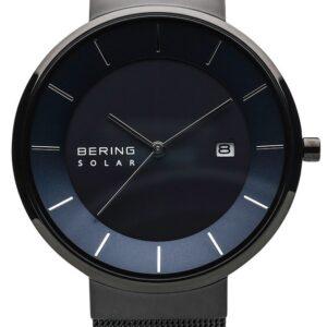 Női karóra Bering Solar 14639-227 - A számlap színe: kék