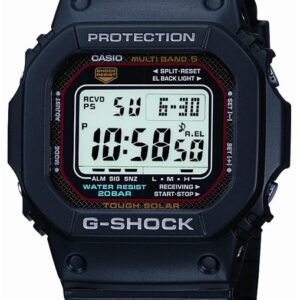 Női karóra Casio G-Shock Wave GW-M5610-1ER - Típus: sportos