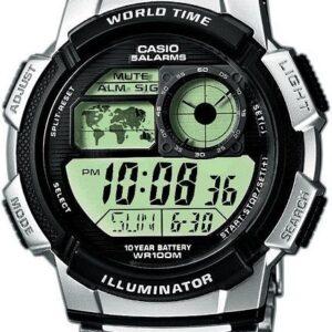 Női karóra Casio World Timer AE-1000WD-1AVEF - Típus: sportos