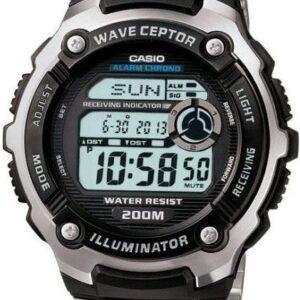 Női karóra Casio Wave Ceptor WV-200DE-1AVER - Típus: sportos