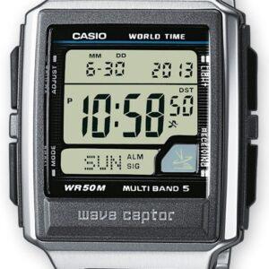 Női karóra Casio Wave Ceptor WV-59DE-1AVEF - Vízállóság: 50m (felszíni úszás)