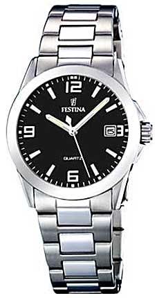 Női karóra Festina Classic 16376/4 - Vízállóság: 50m (felszíni úszás)
