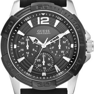 Női karóra Guess Oasis W0366G1 - A számlap színe: fekete