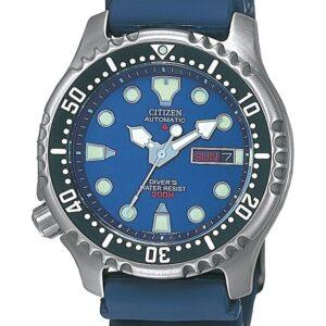 Női karóra Citizen Promaster Marine NY0040-17LE - A számlap színe: kék