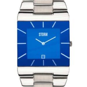 Női karóra Storm Omari XL Lazer Blue 47195/B - A számlap színe: kék