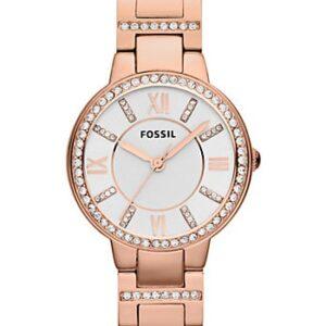 Női karóra Fossil  Virginia ES3284 - Vízállóság: 50m (felszíni úszás)