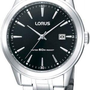 Női karóra Lorus Classic RH995BX9 - A számlap színe: fekete