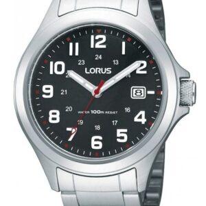 Női karóra Lorus Sports RXH01IX9 - A számlap színe: fekete