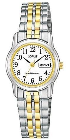 Női karóra Lorus Women RXU11AX9 - A számlap színe: fehér
