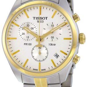 Női karóra Tissot PR 100 T101.417.22.031.00 - Típus: divatos