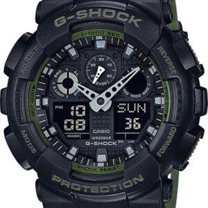 Női karóra Casio G-Shock GA-100L-1AER - Típus: sportos