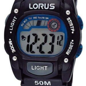 Női karóra Lorus Sport R2351AX9 - A számlap színe: LCD