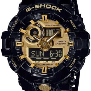 Női karóra Casio  G-Shock GA-710GB-1AER - Típus: sportos