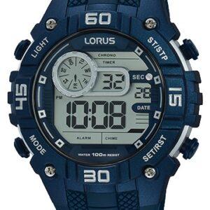 Női karóra Lorus Digital Man R2357LX9 - A számlap színe: LCD
