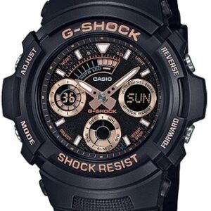 Női karóra Casio G-Shock AW-591GBX-1A4ER - Típus: sportos
