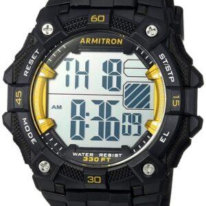 Női karóra Armitron Sport 40/8403YBK - A számlap színe: LCD