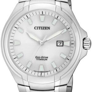 Női karóra Citizen Super Titanium BM7430-89A - Vízállóság: 100m