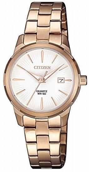 Női karóra Citizen Elegant EU6073-53A - A számlap színe: fehér