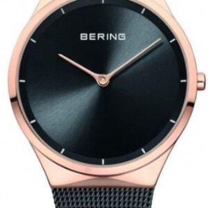 Női karóra Bering Classic 12131-162 - A számlap színe: fekete