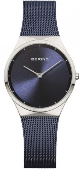 Női karóra Bering Classic 12131-307 - A számlap színe: kék