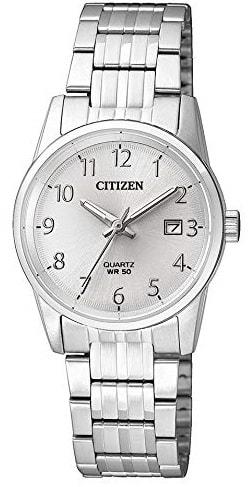 Női karóra Citizen Elegance EU6000-57B - A számlap színe: ezüst