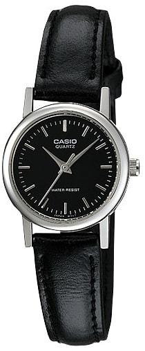 Női karóra Casio Classic LTP-1095E-1ADF - Vízállóság: 30m (páraálló)
