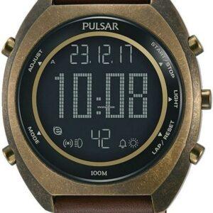 Női karóra Pulsar Chronograph P5A030X1 - Típus: sportos