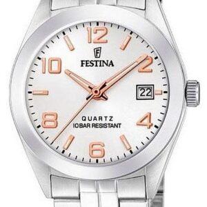 Női karóra Festina Classic 20438/4 - Vízállóság: 100m