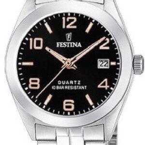 Női karóra Festina Classic 20438/6 - Vízállóság: 100m