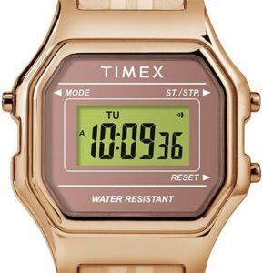 Női karóra Timex Classic Digital Mini TW2T48300 - Típus: divatos