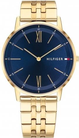 Női karóra Tommy Hilfiger Cooper 1791513 - A számlap színe: kék
