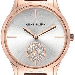 Női karóra Anne Klein AK/3416SVRG - A számlap színe: ezüst
