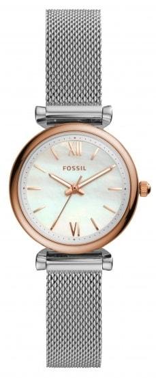 Női karóra Fossil Carlie ES4614 - A számlap színe: gyöngyház