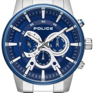 Női karóra Police Avondale PL15523JSTBL/03M - A számlap színe: kék