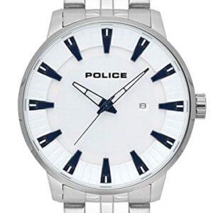 Női karóra Police Flint PL15391JS/04M - A számlap színe: fehér