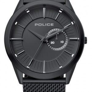 Női karóra Police Helder PL15919JSB/02MM - A számlap színe: fekete