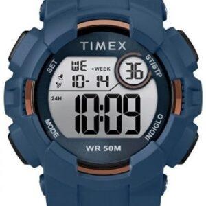 Női karóra Timex Mako DGTL TW5M23500 - A számlap színe: LCD