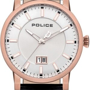 Női karóra Police Collin PL15404JSR/04 - A számlap színe: fehér